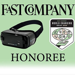 IrisVision Gets Fast Company Honoree Aaward